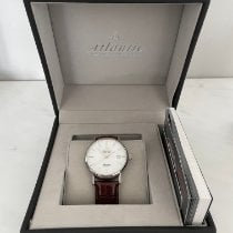 Atlantic pre-owned Automatic 36mm Sapphire crystal 50 ATM