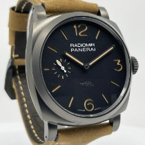 Panerai Special Editions PAM 00532 New Steel 47mm Manual winding