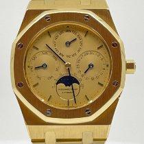 Audemars Piguet Royal Oak Perpetual Calendar Gelbgold Gold