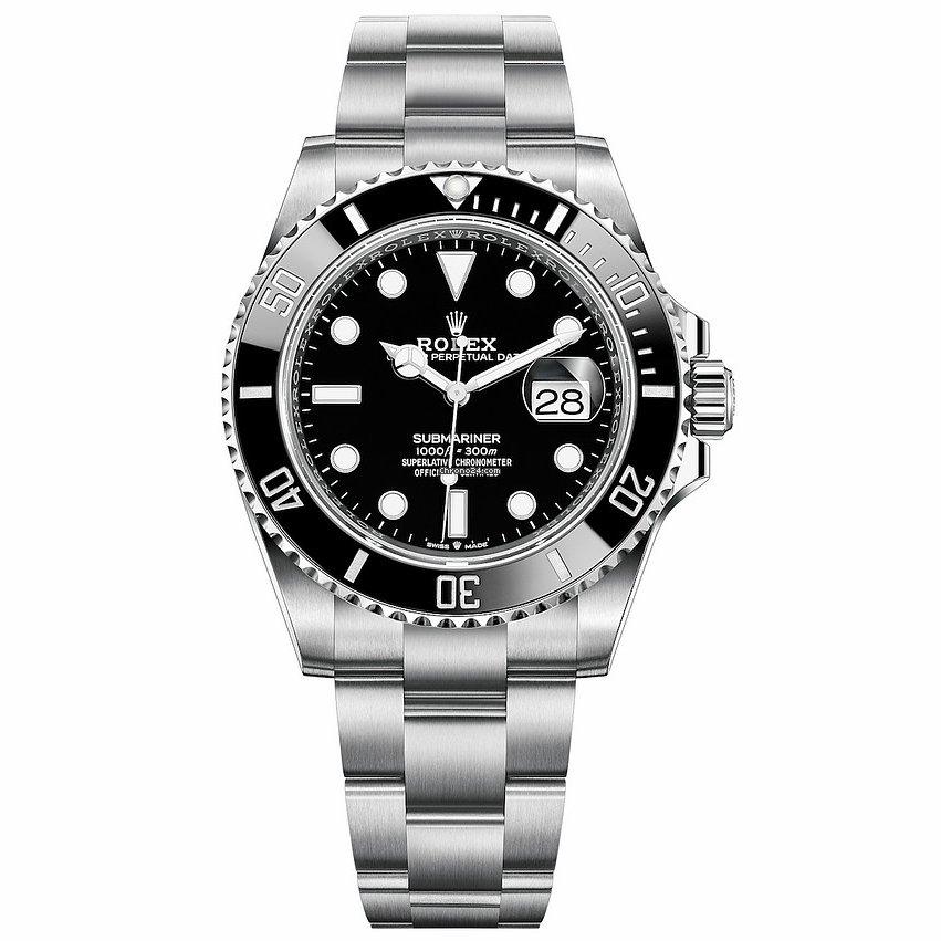 Rolex Submariner Date 116610 2012 подержанные