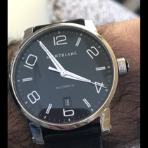 Montblanc Steel Automatic 41mm pre-owned Timewalker