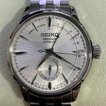 Seiko Steel 40.5mm Automatic SSA341J1 pre-owned Singapore