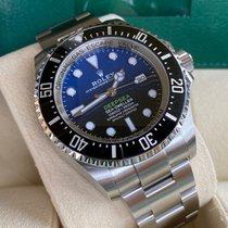 Rolex Sea-Dweller Deepsea Stahl 44mm Blau Keine Ziffern Deutschland, Koblenz