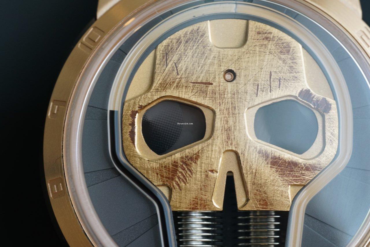 HYT Skull S48-DG-57-NF-LM 2018 new