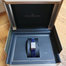 Jaeger-LeCoultre Reverso Classic Small Duetto Сталь 34.2mm Cеребро Aрабские