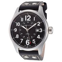 Hamilton Khaki Field Officer Steel 44mm Arabic numerals United States of America, Florida, Sarasota