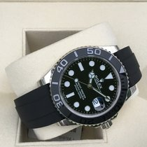 Rolex Yacht-Master 42 White gold 42mm Black No numerals United States of America, California, Costa Mesa