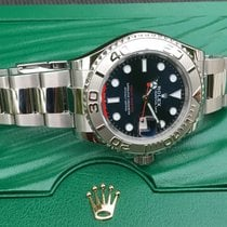 Rolex Yacht-Master 40 Platinum 40mm Blue No numerals United States of America, California, Costa Mesa