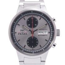 IWC GST Stahl 39mm Silber