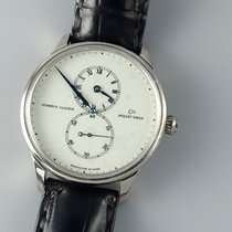 Sinn White gold Automatic White 43mm pre-owned