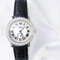 Cartier Silver Quartz White pre-owned
