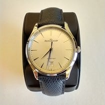 Jaeger-LeCoultre Master Ultra Thin Date Steel 39mm United States of America, Iowa, Indianola