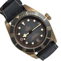 Tudor Black Bay Bronze 79250BA Very good Bronze 43mm Automatic