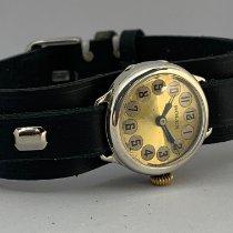 Rolex Silber Handaufzug Gold Arabisch 26mm gebraucht