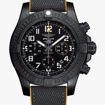 Breitling Avenger Hurricane Titanium 45mm Black Arabic numerals