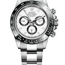 Rolex Daytona новые 2020 Автоподзавод Хронограф Часы с оригинальными документами и коробкой 116500LN