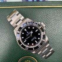 Rolex Submariner (No Date) Steel 40mm Black No numerals United States of America, California, Los Angeles
