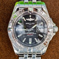 Breitling Galactic 41 Steel 41mm Black United States of America, Texas, Plano