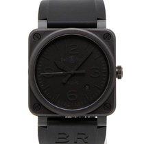 Bell & Ross BR 03 Ceramic 42mm Black Arabic numerals