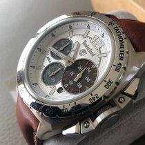 Timberland Watches Steel 45mm Quartz QT7122203 new