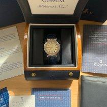 Corum Admiral's Cup (submodel) nuevo 1995 Automático Reloj con estuche y documentos originales 89.830.20
