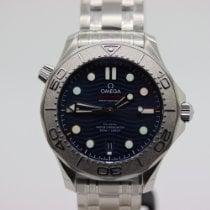 Omega Seamaster Planet Ocean Acier 41mm Bleu