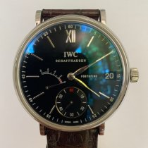 IWC Steel 45mm Manual winding IW510102 pre-owned Thailand, Bangkok