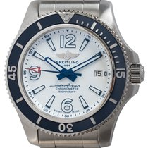 Breitling Superocean 42 Steel 42mm White Arabic numerals United States of America, Texas, Austin