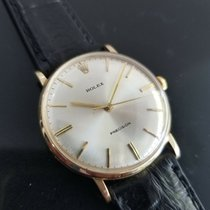 Rolex Manual winding 34mm pre-owned Oyster Precision
