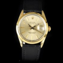 Rolex Gold/Steel 34mm Automatic 15505 pre-owned