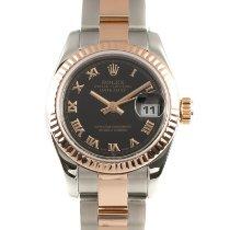 Rolex 179171 Or/Acier 2005 Lady-Datejust 26mm occasion