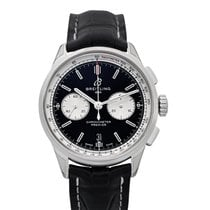 Breitling AB0118371B1P1 New Steel 42mm Automatic