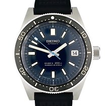 Seiko Prospex Steel 39.9mm Blue No numerals United States of America, Georgia, Atlanta