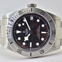 Tudor Black Bay Steel Acero 41mm Negro Sin cifras
