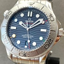 Omega Steel 42mm Automatic 522.30.42.20.03.001 new
