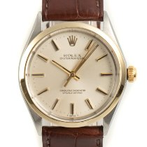 Rolex 1002 Gold/Steel 1970 Oyster Perpetual 34 34mm pre-owned