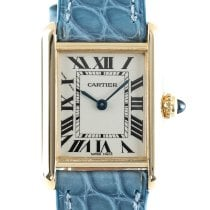 Cartier Tank Louis Cartier Yellow gold 22mm