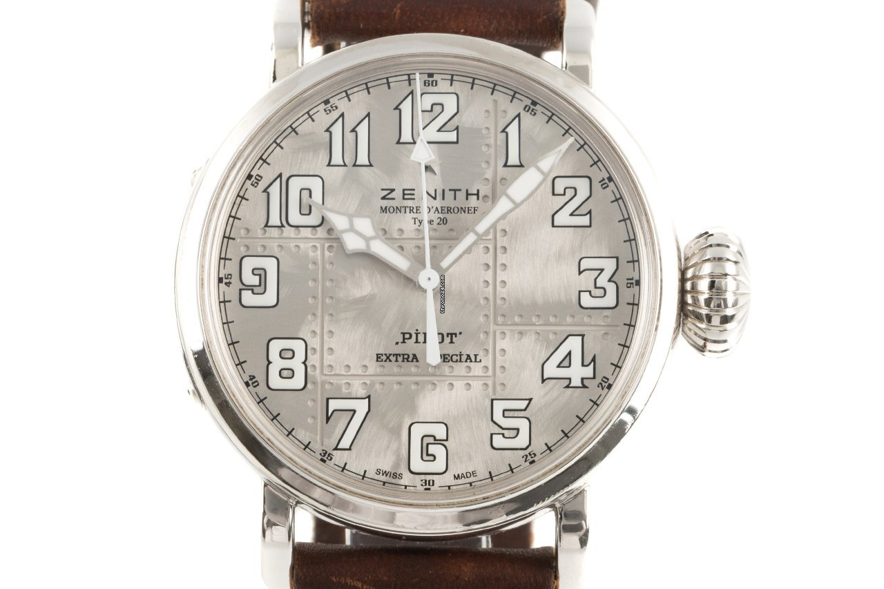 Zenith Pilot Type 20 Extra Special 05.2430.679 2019 pre-owned