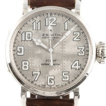 Zenith Pilot Type 20 Extra Special Silver 45mm Silver