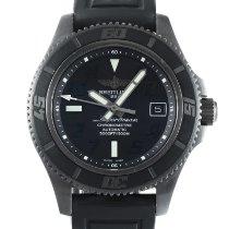 Breitling Superocean 42 Steel 42mm Black