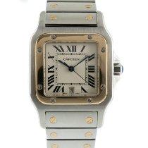 Cartier Золото/Cталь 29mm Кварцевые 187901 подержанные
