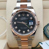 Rolex 126231 Золото/Cталь 2021 Datejust 36mm подержанные