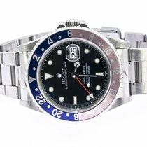 Rolex GMT-Master Steel 40mm Black Arabic numerals United States of America, New York, Brooklyn