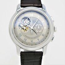 Zenith El Primero Chronomaster pre-owned 45mm Grey Chronograph