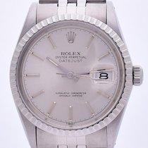 Rolex Datejust Stahl 36mm Silber Keine Ziffern Deutschland, Köln
