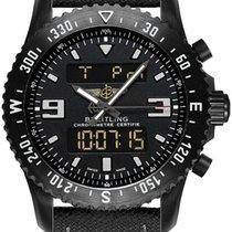 Breitling Chronospace Military M78367101B1W1 Não usado Aço 46mm Quartzo