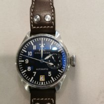 IWC IW500201 Steel Big Pilot 46mm pre-owned