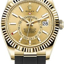 Rolex Sky-Dweller 326238-0007 New Yellow gold 42mm Automatic United States of America, California, Los Angeles
