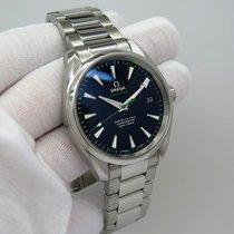 Omega 231.10.42.21.01.004 Acier Seamaster Aqua Terra 41.5mm occasion