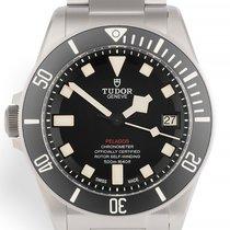 Tudor Titanium Automatic Black No numerals 42mm new Pelagos